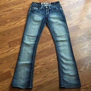 Hydraulic Lola Slim Bootcut Jeans
